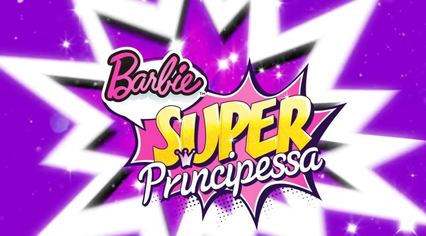 Barbie Super Principessa - Cartoni animati