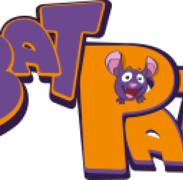 Bat Pat Logo - Cartoni animati