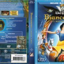 Biancaneve e i 7 nani DVD Cover - DVD