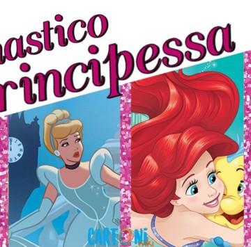 Buon onomastico Principessa - Cartoni animati