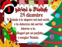 Buongiorno e buon 24 dicembre - Natale