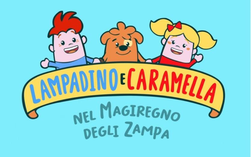 Lampadino e Caramella nel MagiRegno degli Zampa - Cartoni animati