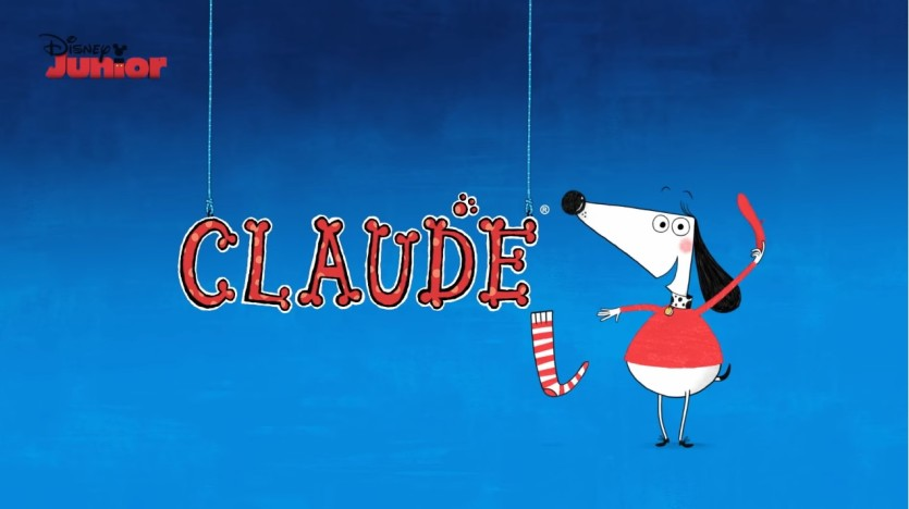 Claude - Cartoni animati