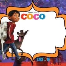 Coco Crea Biglietto di auguri - Immagini