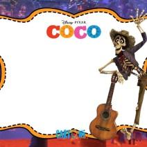Coco Disney Frame - Immagini