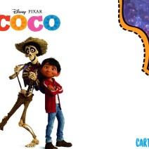 Coco Disney Template - Immagini