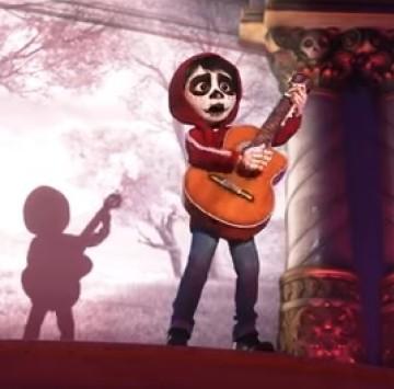 Coco - Il mondo es mi familia testo della canzone - Cartoni animati