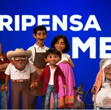 Coco Michele Bravi canta Ripensa a me - Cartoni animati