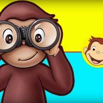 Curioso come George - Cartoni animati