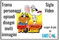 Danger Mouse - Cartoni animati