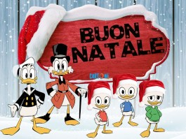 Buon Natale con i Ducktales