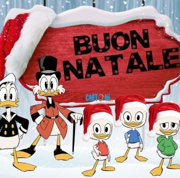 Buon Natale con i Ducktales - Cartoni animati