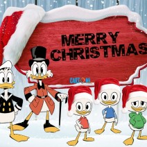 Ducktales Happy Christmas - Happy Christmas