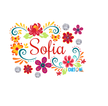 Sofia simbolo di sapienza e saggezza - Cartoni animati