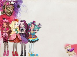Inviti Ever After High