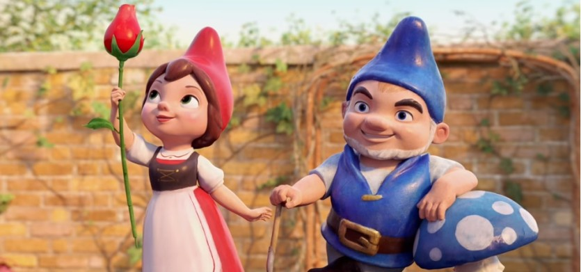 Sherlock Gnomes - Cartoni animati