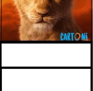 Simba cucciolo - Cartoni animati