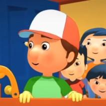 Manny tuttofare - Cartoni animati 2006