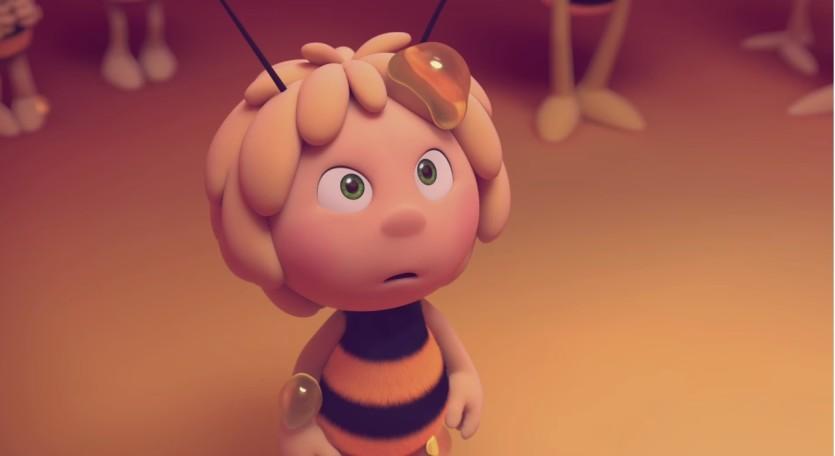 L'ape Maia - Le olimpiadi di Miele - Cartoni animati
