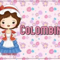 Colombina - Maschere