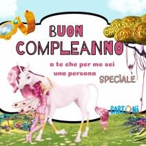 Buon Compleanno a te da Mia - Buon compleanno