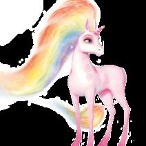 Unicorno Flair di Mia and me - Immagini png