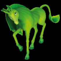 Unicorno Yolika - Immagini png