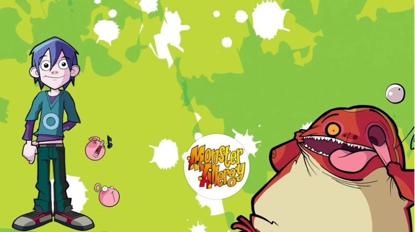 Monster Allergy - Cartoni animati