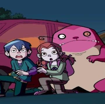 Monster Allergy episodi seconda stagione - Cartoni animati