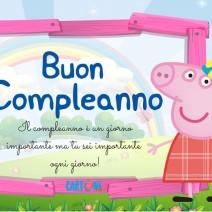 Buon compleanno con Peppa Pig - Buon compleanno