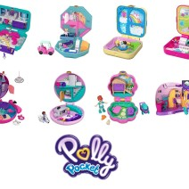 Polly Pocket la linea di giocattoli - Giocattoli