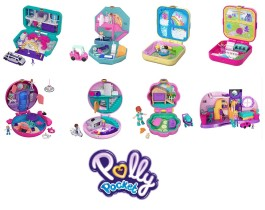 Polly Pocket la linea di giocattoli