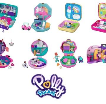 Polly Pocket la linea di giocattoli - Cartoni animati