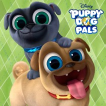 Puppy dog pals Theme song - Theme song