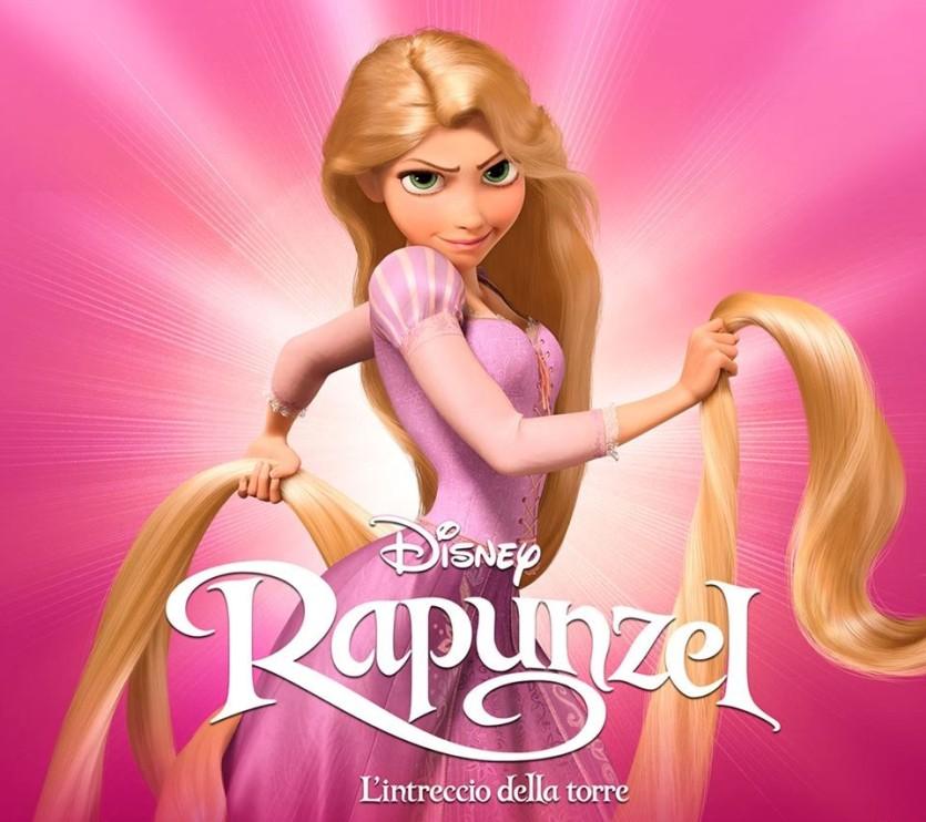 Rapunzel  Principesse Disney - Cartoni animati