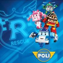 Robocar Poli - Cartoni animati