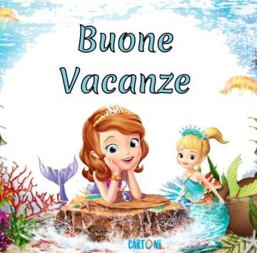 Buone vacanze con Sofia - Cartoni animati