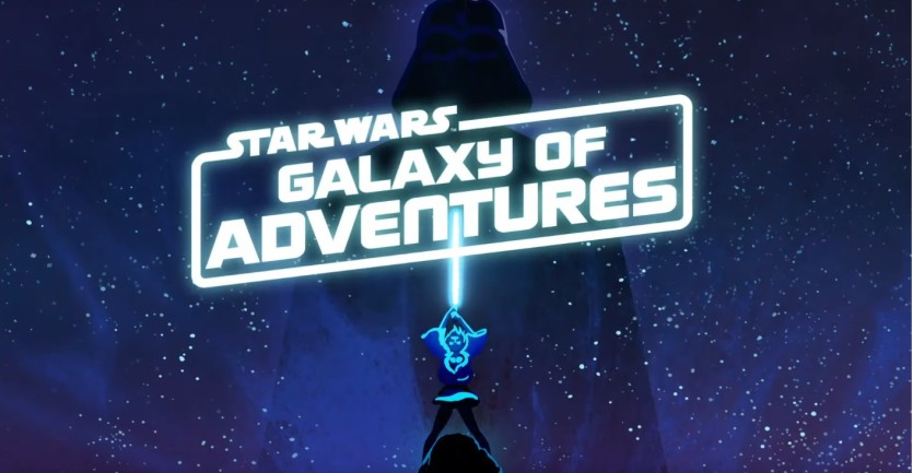 Star Wars Galaxy of Adventures - Cartoni animati