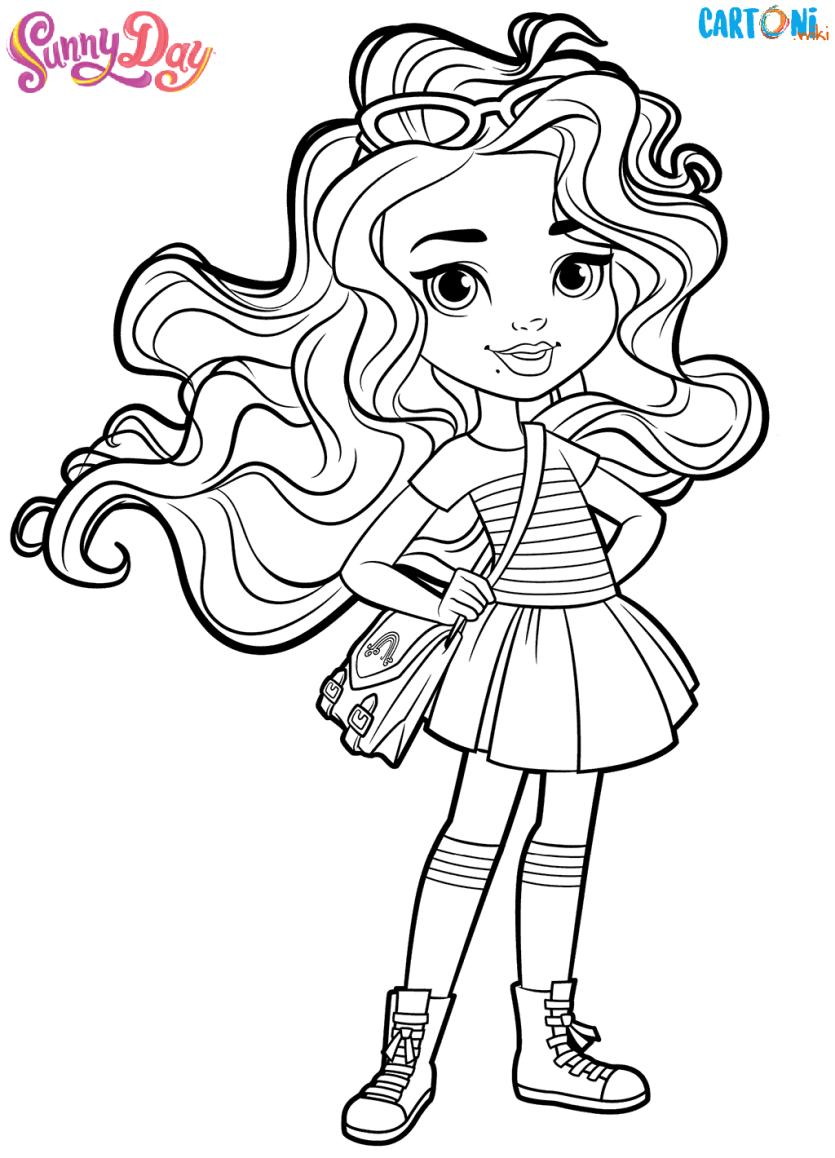 Sunny day colora rox cartoni animati for Disegni di cartoni animati