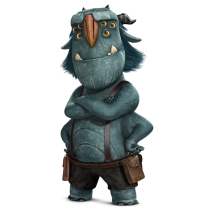 Trollhunters Blinky png - Immagini png