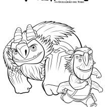 Trollhunters da colorare - Disegni da colorare