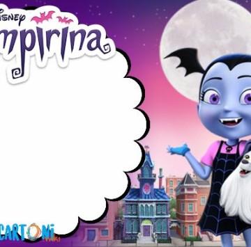 Biglietti di auguri di Vampirina - Cartoni animati