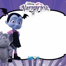 Vampirina Template - Immagini