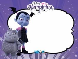 Vampirina Template