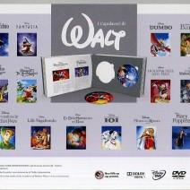 I Capolavori di Walt 2018 - collezione dvd Disney Classic - Dvd