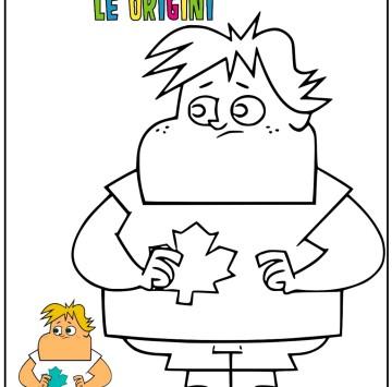 Colora Owen a tutto reality le origini - Cartoni animati