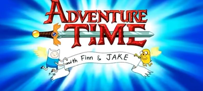 Adventure Time Sigla con testo - Cartoni animati