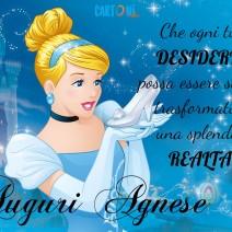 Agnese auguri che ogni tuo desiderio - Agnese