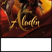 Akim Aladdin invito compleanno - Inviti feste compleanno
