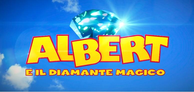 Albert e il diamante magico - Cartoni animati